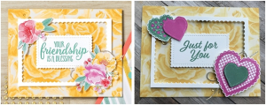 Just in CASE pg 74 Annual Catalog featuring the Heartfelt Stamp Set by Stampin' Up! horz
