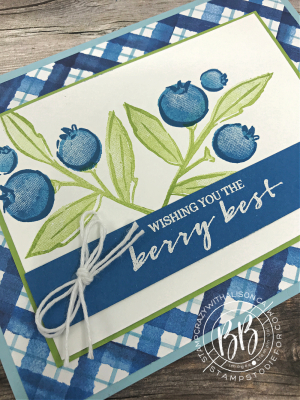Sunday Sketches Berry Blessings 2 www.stampcrazywithalison.com
