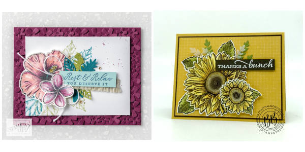 Collage Celebrate Sunflowers Bundle www.stampcrazywithalison.com