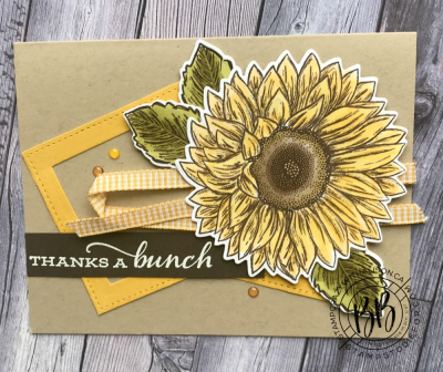 BB Celebrate Sunflower Bundle www.stampcrazywithalison.com-2