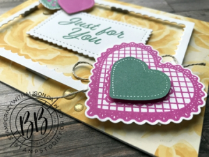 Just in CASE pg 74 Annual Catalog featuring the Heartfelt Stamp Set by Stampin' Up! 3