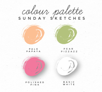 Colour palette expressions in ink