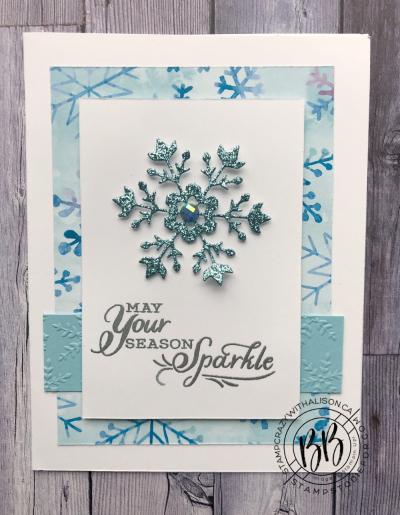 Sunday Sketches Snowflake Splendour Suite www.stampcrazywithalison.com-2