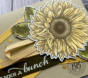 BB Celebrate Sunflowers Bundle www.stampcrazywithalison.com