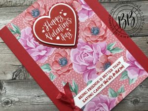 Sunday Sketches card sketches by Border Buddy's Alison Solven and Patsy Waggoner of products by Stampin' Up! Heartfelt stamp set a