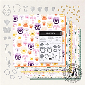 Pnasy Petals Suite Collection by Stampin' Up!