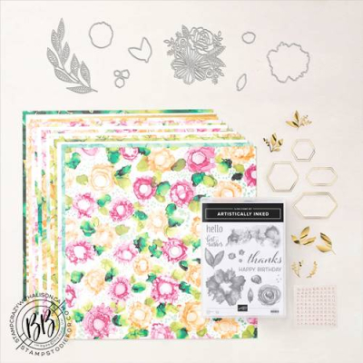 Expressions in Ink Suite of products by Stampin' Up! 2