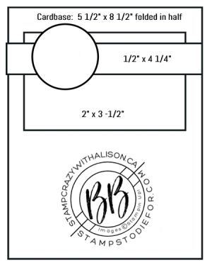 Sunday Sketches Card Sketch Template to help inspire you (2)