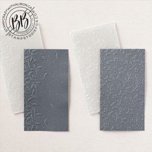 Meadow Moments Embossing Folders by Stampin' Up!