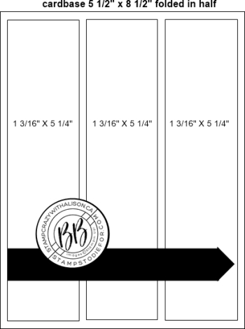 Sunday Sketches Card Sketch Template to help inspire you (3)